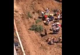 """""""RADIO JE NA CRNO DA NAS PREHRANI"""" Neutješna supruga radnika stradalog na gradilištu"""