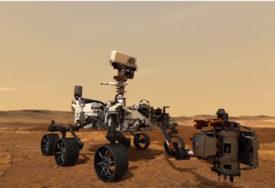 POKAZAO KAKO RADI Rover poslao selfi s Marsa (FOTO)