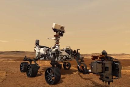 ISTRAŽIVANJE PLANETE Rover poslao panoramsku sliku sa Marsa (FOTO)