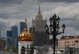 REAKCIJA MOSKVE Rusija će na sankcije Brisela odgovoriti recipročno