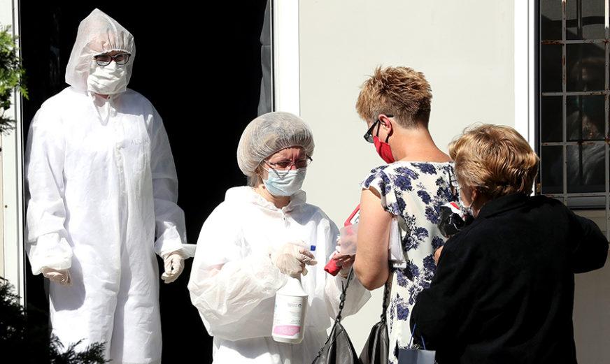 TRI OSOBE PREMINULE U FBiH Korona virusom zaraženo još 232 ljudi