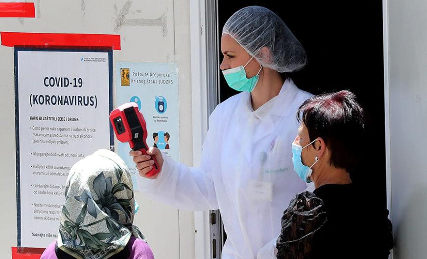 EPIDEMIJA PROGLAŠENA 17. JULA Krizni štab pozvao na kažnjavanje zbog nenošenja maski