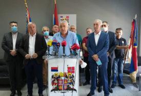 RIJEŠITI PITANJA BORAČKE POPULACIJE Rukovodstvo SDS i PDP sa predstavnicima BORS