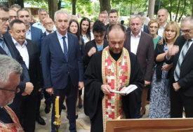 KRSNA SLAVA SDS Šarović: Sa narodom i vojskom STVORILI smo Republiku Srpsku