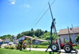 RADOVI NA MREŽI Bez struje stanovnici 11 banjalučkih ulica