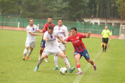 ISPUSTILI PREDNOST Fudbaleri Borca remizirali sa Javorom