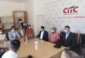 SPS OO Čelinac: Posjeta rukovodstva partije i razgovor sa članovima