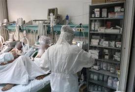 KORONA PRESJEK U SRBIJI Preminule dvije osobe, PAD broja zaraženih