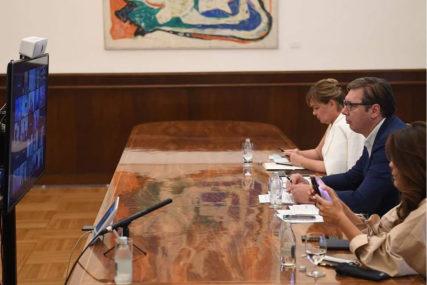 SAMIT LIDERA ZAPADNOG BALKANA Vučić: Ne bi trebalo da potcjenjujemo sopstvene snage