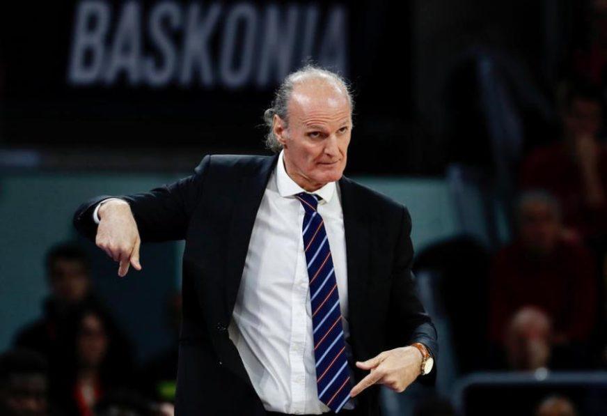 NAGRADA ZA TITULU Ivanović ostaje trener Baskonije