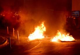 GRČKA U PLAMENU Zbog velikog požara na ostrvu Hios, evakuisana dva naselja