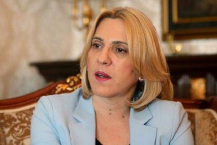 """Cvijanovićeva o bojkotu glasanja """"Čista manipulacija i kockica više u problematizovanju Srebrenice"""""""
