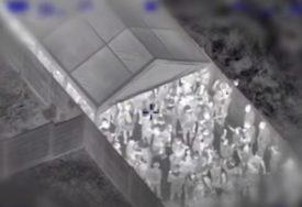 DRONOM PROTIV KORONA ŽURKI Policijska termo kamera locirala zabavu sa 200 ljudi (VIDEO)