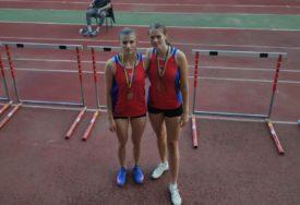 NAJUSPJEŠNIJI Atletičari Borca osvojili 21 medalju u Zenici, ČETIRI ZLATA za Nikoliju Stanivuković