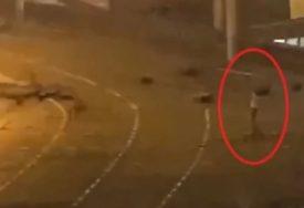 POLICIJA PUCALA U DEMONSTRANTA? Pojavio se snimak brutalnog ubistva u Minsku (UZNEMIRIJUĆI VIDEO)