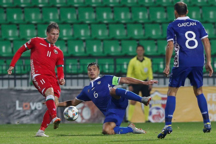 UHAPŠEN REPREZENTATIVAC BJELORUSIJE Fudbaler BATE Borisova u zatvoru zbog protesta