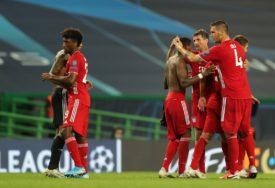 REAL VIŠE NIJE PRVI Bajern na vrhu UEFA liste najboljih klubova