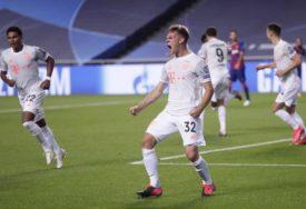 DAJTE BARSU DA SE IGRAMO Bajern ponizio Barselonu i otišao u polufinale Lige šampiona