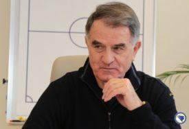 PROMJENE NA SPISKU Bajević naknadno pozvao tri igrača