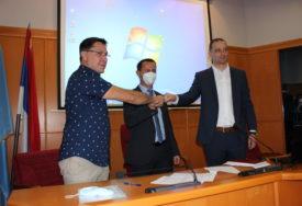 NOVE ŠANSE ZA RAZVOJNE PROJEKTE Potpisana saradnja razvojnih agencija Trebinja i Banjaluke