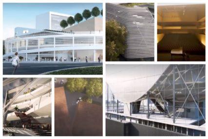 OD BAKARNE FASADE DO BRODA Ovo su prijedlozi za izgled buduće koncertne dvorane i svaki je IMPRESIVAN (FOTO, VIDEO)
