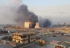 JOŠ NEMA PODATAKA O ŽRTVAMA Snažne eksplozije potresle Bejrut