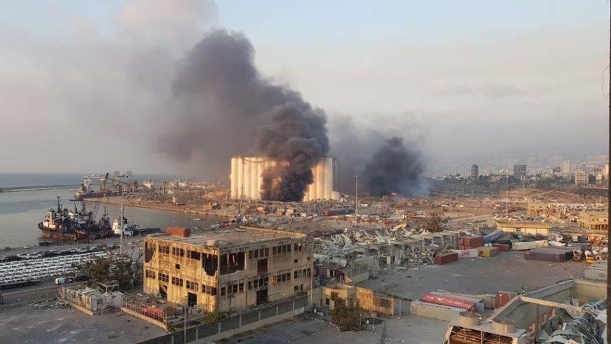 ZATEKAO SE U LUCI Hrvatski pomorac povrijeđen u eksploziji u Bejrutu