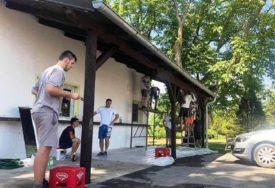 GRADE BOLJE USLOVE ŽIVOTA U SELU Vrijedni omladinci iz Bok Jankovca kod Gradiške