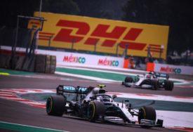 NASTAVAK SARADNJE Botas ostaje u Mercedesu (FOTO)