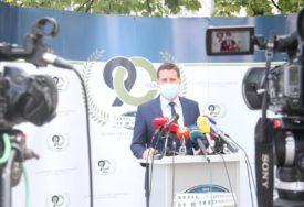 DVOJE PREMINULIH, JOŠ 94 OSOBE ZARAŽENE Zeljković: Epidemiološka situacija u Srpskoj i dalje nepovoljna