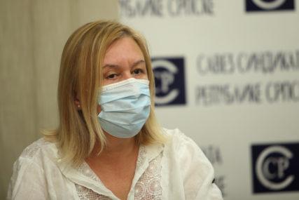 """""""VEDRI ĆEMO DOČEKATI ĐAKE"""" Učiteljica koja je održala prvi TV čas u Srpskoj poslala SNAŽNU PORUKU"""