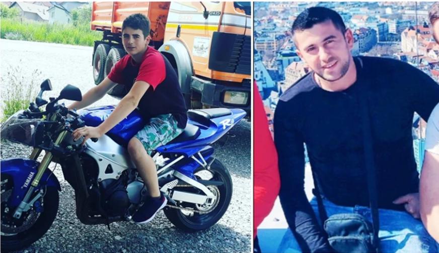 JEZIVA DOJAVA POLICIJI Dvojica mladića životima platili probnu vožnju motorom