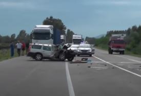 JOŠ JEDNA ŽRTVA STRAVIČNOG UDESA Preminuo vozač koji je izazvao saobraćajnu nesreću (VIDEO)