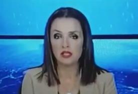 ČIJI JE PRAZNIK? Crnogorska voditeljka napravila lapsus pa za BAJRAM rekla da je SRPSKI (VIDEO)