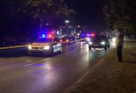 TEŠKA NESREĆA U SARAJEVU Tokom ulične trke vozač ispao iz automobila (VIDEO)