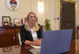 DOPRINOS ŽENA BOLJEM DRUŠTVU Cvijanovićeva učestvovala na međunarodnoj konferenciji