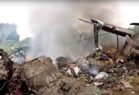 AVION PAO NA GUSTO NASELJENI DIO GRADA Poginulo 27 ljudi u Džubi, jedna osoba preživjela nesreću (VIDEO)