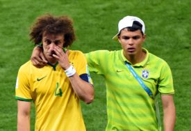 ODŠTETA OD 5.000 EVRA David Luiz na sudu pobijedio kompaniju koja je koristila fotografiju NA KOJOJ PLAČE
