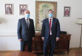 SARADNJA SUDA BiH I SIPA Debevec i Ćulum razgovarali o ispunjavanju zajedničkih ciljeva
