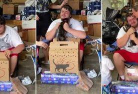 DIRLJIVO Autistični dječak izgubio najbolju prijateljicu, pa dobio poklon koji mu je NATJERAO SUZE NA OČI