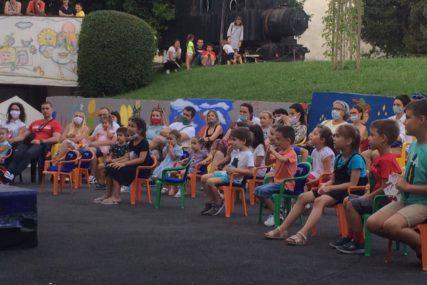 """Ljetna scena Dječijeg pozorišta: Za vikend počinje """"Mali teatar pod velikim zvijezdama"""""""