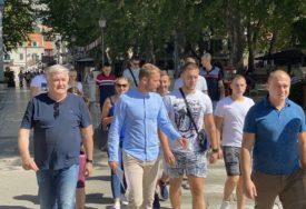 """STANIVUKOVIĆ NAKON POVRATKA IZ CRNE GORE """"Čast je postati posljednji čovjek kojeg je Milov režim priveo i deportovao"""""""