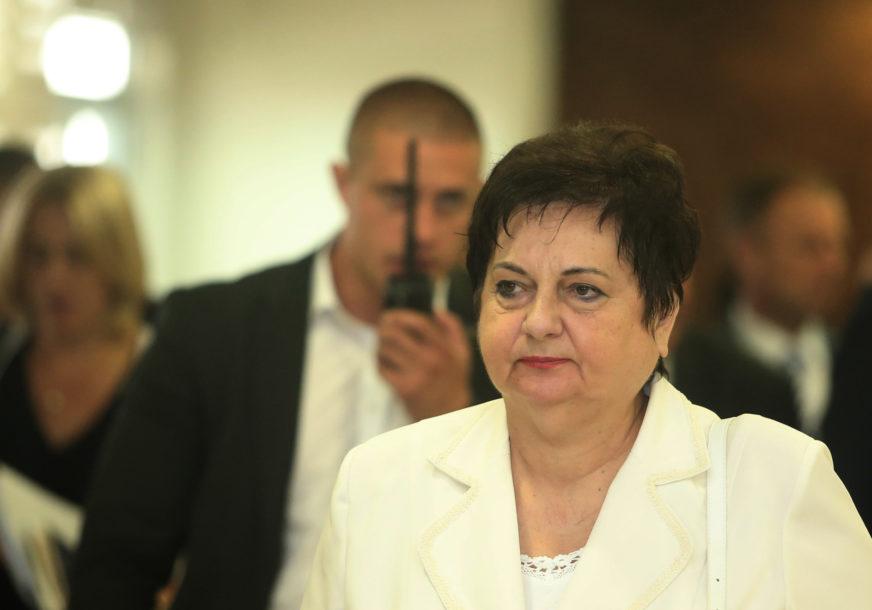 """Ni korak Haškog tribunala ka pravdi i pomirenju"" Majkićeva o presudi Mladiću"