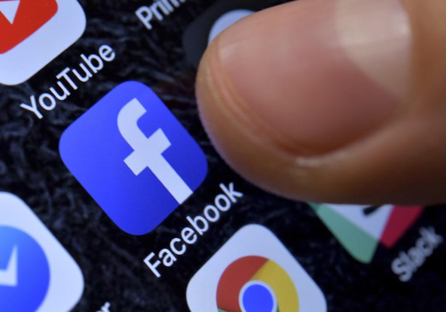 """IZMIRIVANJE DUGA FRANCUSKOJ """"Fejsbuk"""" plaća 104 miliona evra poreza"""