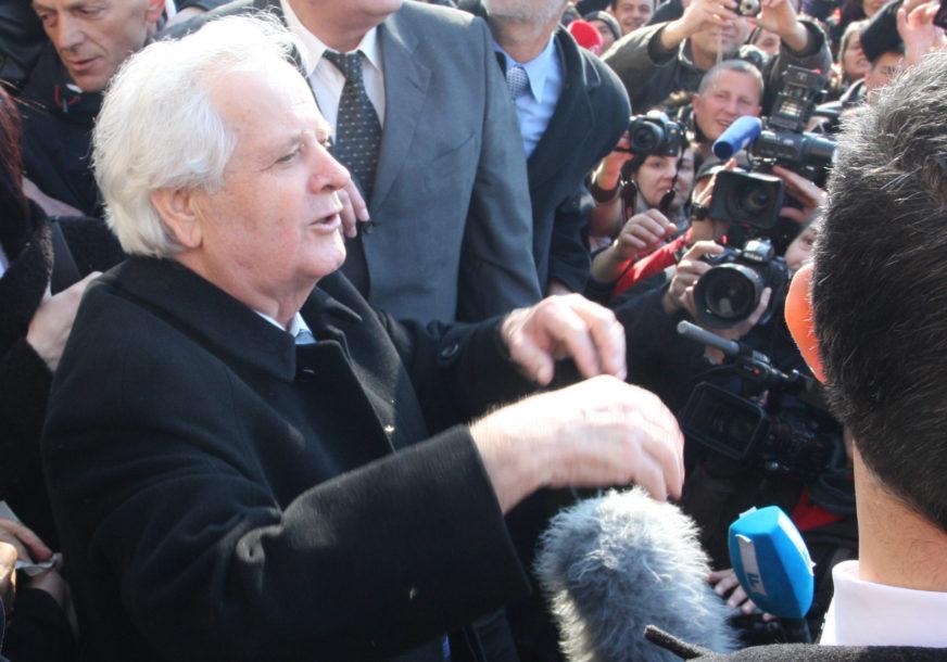 """PRVOOSUMNJIČENI U PREDMETU """"MREŽA"""" Fikretu Abdiću produžen pritvor za još dva mjeseca"""