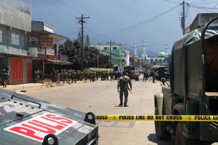 SMRTONOSNE EKSPLOZIJE U napadu ekstremista na Filipinima 10 žrtava i više od 40 povrijeđenih