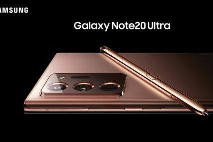 UPOZNAJTE MOĆAN TELEFON Pronađite Galaxy Note 20 i Galaxy Note 20 Ultra u m:tel ponudi