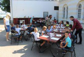 PUTOVANJE U PROŠLOST KROZ IGRU Škola arheologije za najmlađe u Gradiški