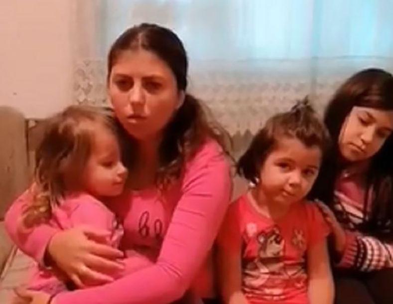 SUZE SAMOHRANE MAJKE Jelena (27) ima tri kćerkice sa kojima mora da se seli, a NEMAJU GDJE (VIDEO)