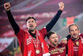 LIVERPULU DONIO TITULU POSLIJE 30 GODINA Jirgen Klop najbolji trener Premijer lige Engleske
